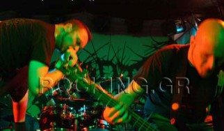 Aborted, Vulnus, Mortal Torment @ Underworld Club, 25/05/08