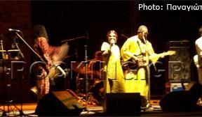 Sani Festival @ Λόφος Σάνης (Χαλκιδική), 25-26/07/08