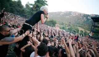 Linkin Park, The Blackout @ Terra Vibe, 25/06/08