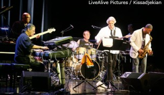 Chick Corea & John McLaughlin Five Peace Band @ Θέατρο Παλλάς, 02/11/08