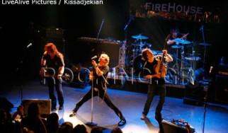 Firehouse, Kingdragon @ Gagarin 205, 23/10/08