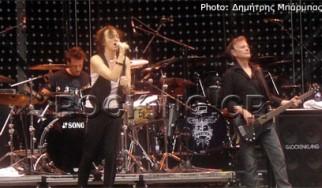 Bon Jovi, Gianna Nanini @ HSH Nordbank Arena (Αμβούργο, Γερμανία), 28/05/08