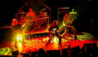 Nile, In Utero Cannibalism, Suicidal Angels, Mass Infection @ Gagarin 205, 07/10/08