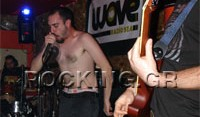 Septic Flesh, Slavebreed @ Stone Bar (Πάτρα), 07/11/08