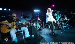 Uriah Heep (unplugged) @ Club 22, 04/12/08