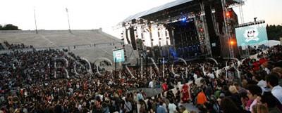 MTV GR Day: R.E.M., Kaiser Chiefs, Gabriella Cilmi, C:Real @ Καλλιμάρμαρο, 05/10/08