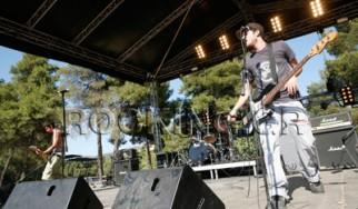 Rockwave Festival 2008: Manu Chao, Patti Smith, Musica Ficta, Locomondo, Ska Bangies, Looming Titties, Sober, No Profile, Rosebleed,  Los Mujeros @ Terra Vibe, 10/07/08