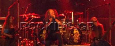 Kreator, Caliban, Eluveitie, Emergency Gate @ Ελληνικός Κόσμος, 06/02/09
