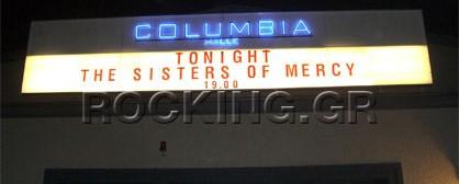 The Sisters Of Mercy, iLikeTrains @ Columbiahalle (Βερολίνο, Γερμανία), 27/02/09