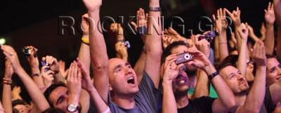 Coca-Cola Soundwave Summer Sounds: Bloc Party, Primal Scream, Let's Tea Party, Flakes, Le Page @ Ολυμπιακό Κέντρο Φαλήρου (Tae Kwon Do), 01/07/09