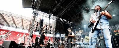 Scorpions Festival 2009: Scorpions, Βασίλης Παπακωνσταντίνου, Spitfire @ Στάδιο Καραϊσκάκη, 06/07/09