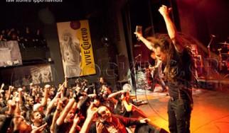 Amorphis, Before The Dawn, Amoral σε Θεσσαλονίκη και Αθήνα, 31/10-01/11/2009