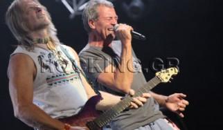 Deep Purple live σε Αθήνα και Θεσσαλονίκη, 22-23/07/09