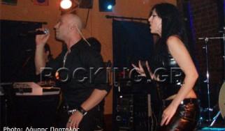 Sabaton, Emerald Sun @ Harley Live Stage (Θεσσαλονίκη), 10/01/09