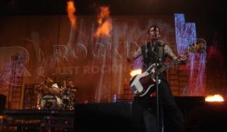 Green Day @ LG Arena, Birmingham, Αγγλία, 27/10/2009