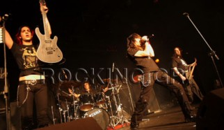 Moonspell, Inactive Messiah @ Fuzz, 25/01/09