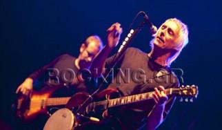 Paul Weller @ Θέατρο Βράχων, 15/07/09