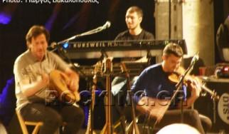 Θανάσης Παπακωνσταντίνου @ Θέατρο Πέτρας, 15/06/09