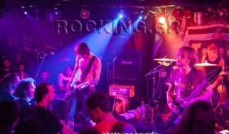Truckfighters @ ΑΝ Club, 09/10/09