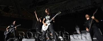 Rocking Athens Festival: Heaven & Hell, Blind Guardian, Testament, Gojira, Mencea @ Κλειστό Γυμναστήριο Φαλήρου, 27/07/09