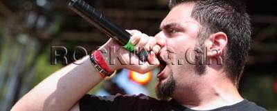 Rockwave Festival 2009: Slipknot, Mastodon, Saxon, Down, Lita Ford, Kylesa, Torche, Eden Demise, God.Fear.None @ Terra Vibe, 30/06/09