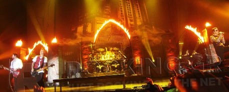 Avenged Sevenfold, Stone Sour, Hellyeah @ SECC (Γλασκώβη, Σκωτία), 26/10/10