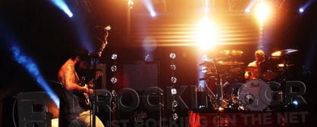 Biffy Clyro, Twilight Sad, Rolo Tomassi @ Perth, Scotland, 29/04/10