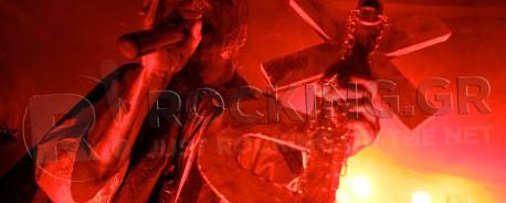 Mayhem live σε Αθήνα και Θεσσαλονίκη, 22-24/10/10