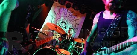 My Sleeping Karma, Brotherhood Of Sleep, Circassian @ An Club, 17/09/10