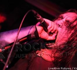 Marduk, Vader, Mastic Scum, Sinate @ Sin City, 17/01/10