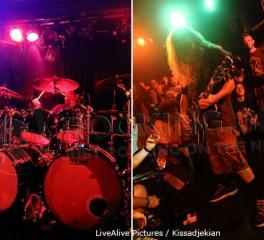 Napalm Death, Slavebreed @ AN Club, 01/10/10