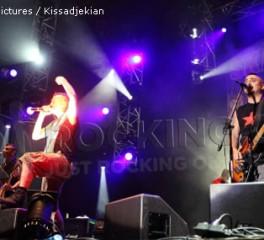 Rockwave Festival 2010: Massive Attack, Ska-P, Gogol Bordello, Αγγελάκας 3, Peyoti For President, Ska Bangies @ Terra Vibe, 11/07/10