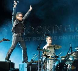 U2, Snow Patrol, Aviv Geffen @ O.A.K.A., 03/09/10