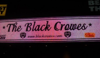 The Black Crowes @ Best Buy Theater (Nέα Υόρκη, Η.Π.Α.), 02/11/10
