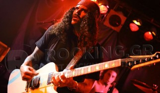 Brant Bjork, Bull Doza, Planet Of Zeus @ 8Ball Club, Θεσσαλονίκη, 11/06/10