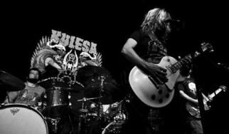 Kylesa, Dark Castle, Lucky Funeral @ Σφεντόνα, 25/04/2010