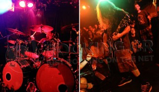 Napalm Death, Slavebreed @ AN Club, 01/10/10