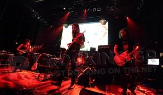Red Sparowes, Head Of Wantastiquet live σε Θεσσαλονίκη και Αθήνα,  03-04/11/10