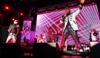 Rockwave Festival 2010: Black Eyed Peas, Faithless, Aviv Geffen, Κ. Βήτα, Transistor @ Terra Vibe, 07/07/10