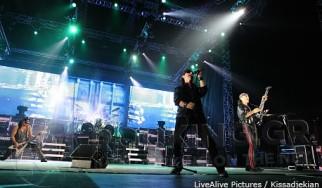 Scorpions, Firewind @ Στάδιο Ειρήνης και Φιλίας, 27/10/10