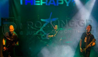 Therapy?, Blue Ocean @ Κύτταρο, 21/01/10
