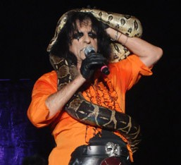 Alice Cooper (with Arthur Brown), New York Dolls @ London Alexandra Palace (Λονδίνο), 29/10/11