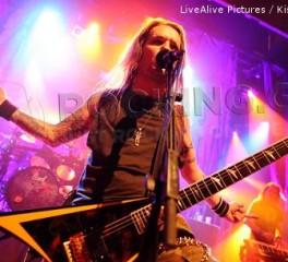 Children Of Bodom, Ensiferum, Machinae Supremacy @ Gagarin 205, 16/04/11