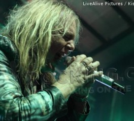 Helloween, Stratovarius, Avatar @ Fuzz Club, 21/01/11