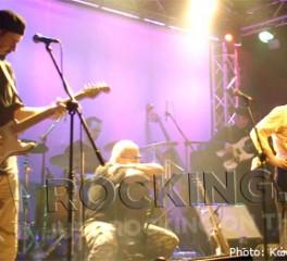 Ζωρζ Πιλαλί & The Soufra Band, Δημήτρης Πουλικάκος @ Κύτταρο, 11/11/11