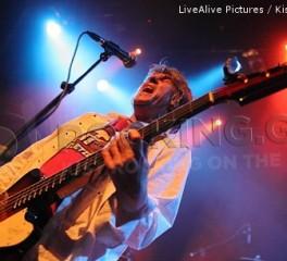 Martin Turner's Wishbone Ash, Διαφυγόν Κέρδος @ Gagarin 205, 27/02/11