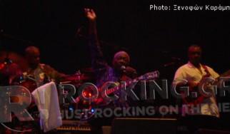 Joe Cocker, B.B. King @ Lucca Summer Festival (Ιταλία), 15/07/11