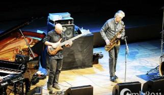 Jan Garbarek Group @ Μέγαρο Μουσικής Αθηνών, 09/04/11