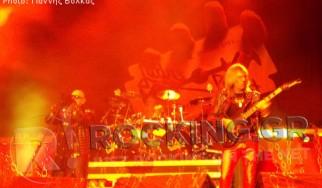 2310 Festival: Judas Priest, Whitesnake, Firewind @ Καυταντζόγλειο Στάδιο (Θεσσαλονίκη), 06/07/11