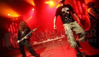 Meshuggah, Tardive Dyskinesia @ Gagarin 205, 31/03/11